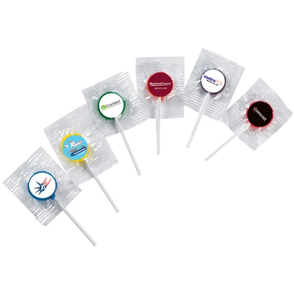 Assorted Lollipops Photo