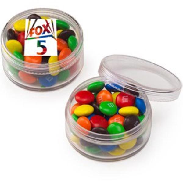 Round Container / M&Ms®