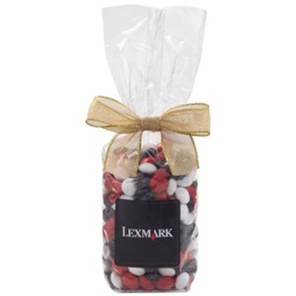 Elegant Mug Stuffer Bag / Chocolate Buttons 9 oz