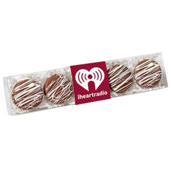 Elegant Chocolate Covered Oreo® Gift Box