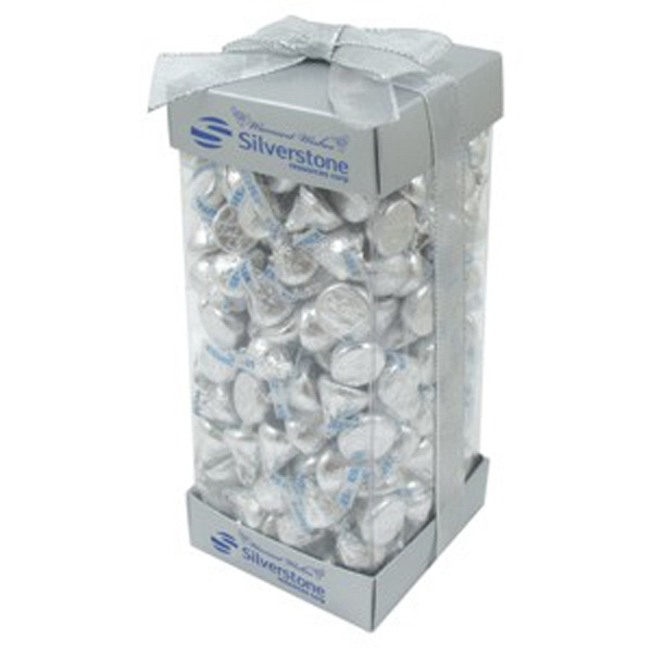 Luxury Gift Collection Hershey's Kisses (r) - Chocolate Kiss Candies In An Executive Treat Container Photo