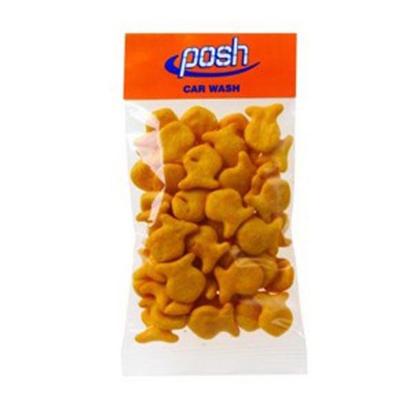1 oz Goldfish® Crackers (Cheddar) / Header Bag