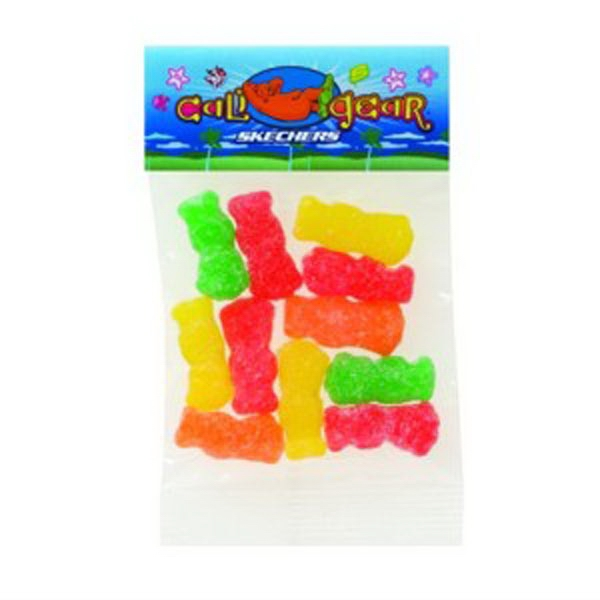 Sour Patch (r) - 1 Oz Soft Candy With Coating Of Sour Sugar In A Header Bag Photo