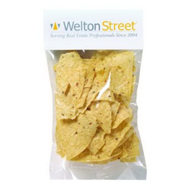 2 oz Tortilla Chips / Header Bag