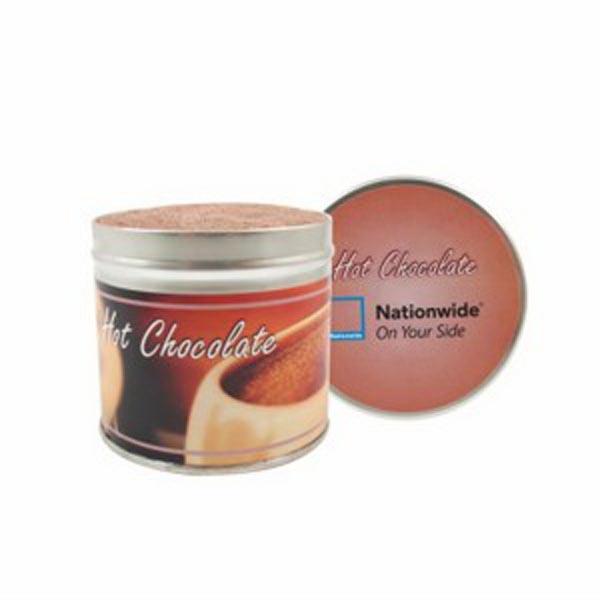 Gourmet Hot Chocolate Tin / Large
