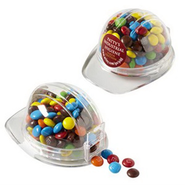 Hard hat Container / Chocolate Covered Candies