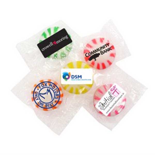 Individually Wrapped Hard Candies Photo