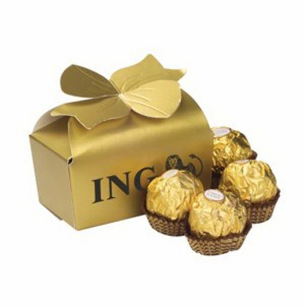 Large Bow Gift Box / Ferrero Rocher®