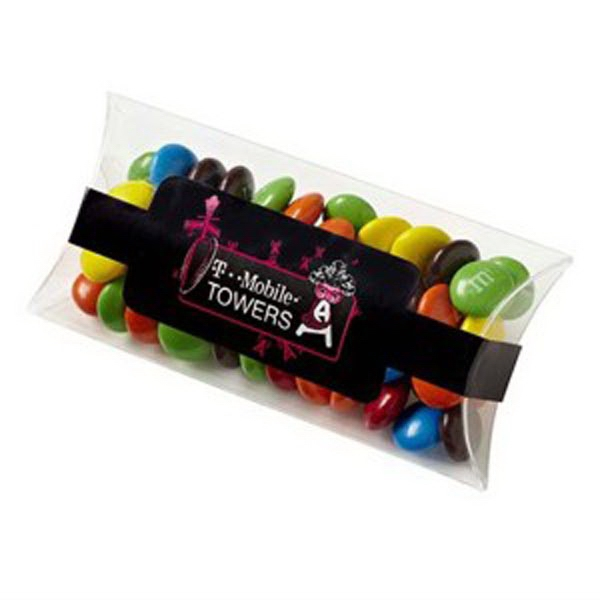 Large Pillow Case Container / Candy Coated Chocolate
