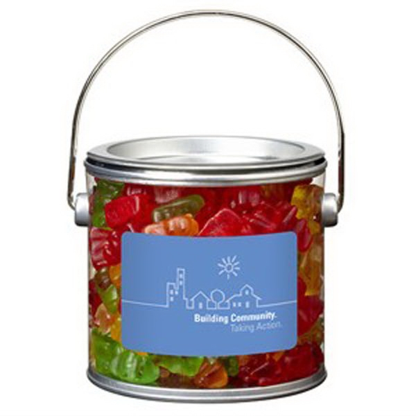 Large Paint Can - Gummy Bears