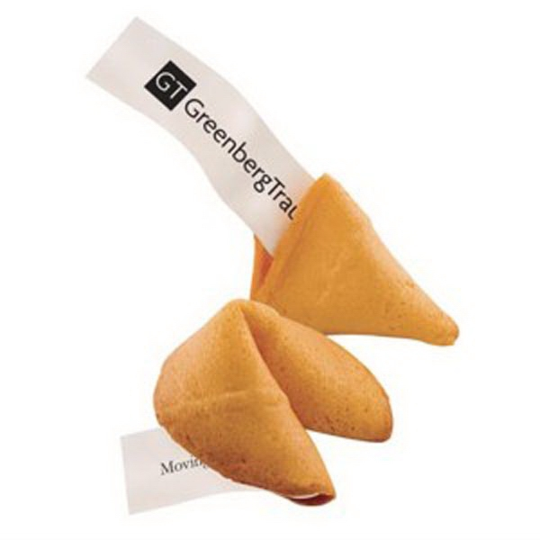 Plain Fortune Cookie Photo
