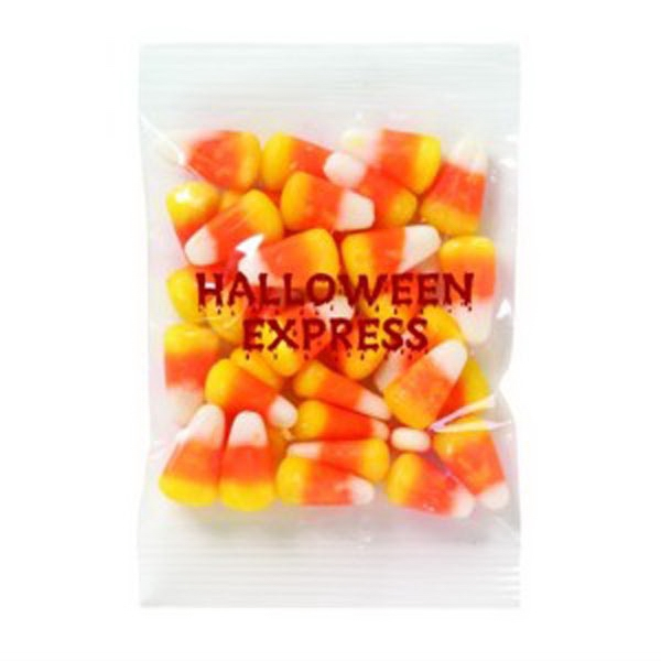 Promo Snax - 1 1/2 Oz - Candy Corn In A Cello Bag Photo