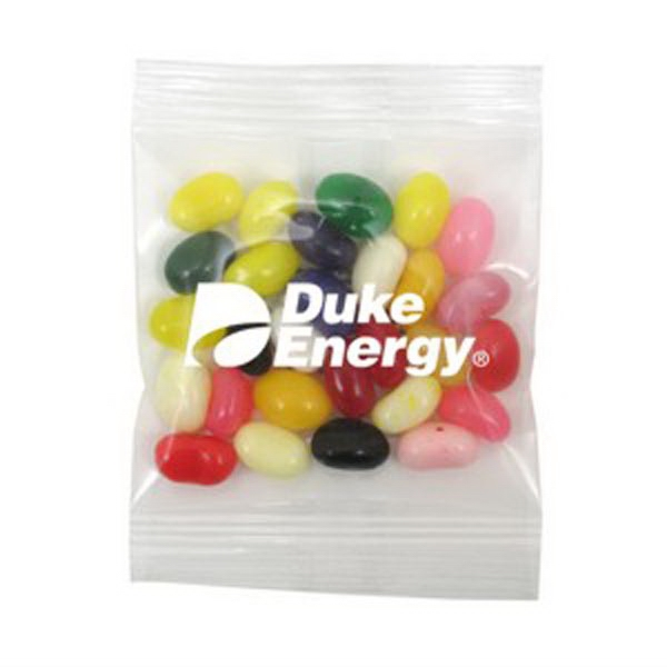 Promo Snax - 1 Oz - Gourmet Jelly Beans In A Cello Bag Photo