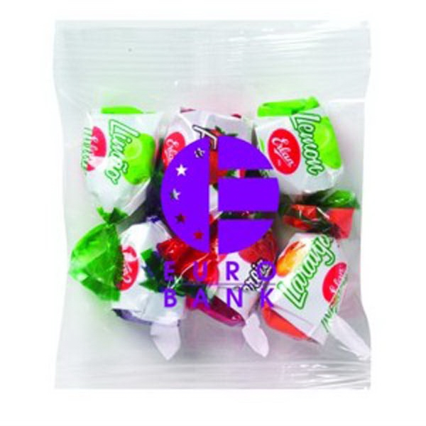 Promo Snax - 1 Oz - Hard Candy In Cello Bag Photo
