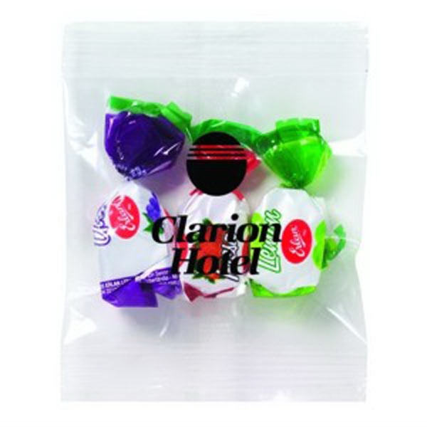 Promo Snax - 1/2 Oz - Hard Candy In Cello Bag Photo
