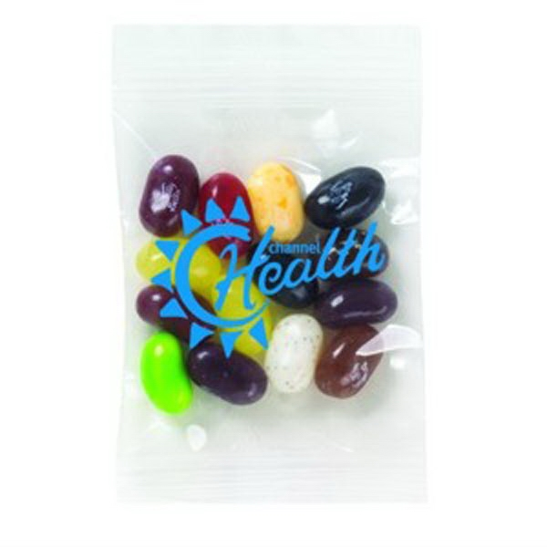 Promo Snax Jelly Belly (r) - 1/2 Oz - Jelly Beans In Cello Bag Photo