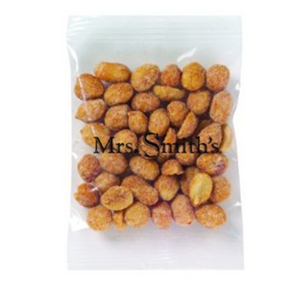 Promo Snax - 1 Oz - Peanuts In Cello Bag Photo