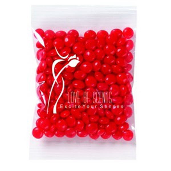 Promo Snax Red Hots (r) - 2 Oz - Cinnamon Flavored Hard Candy In Cello Bag Photo