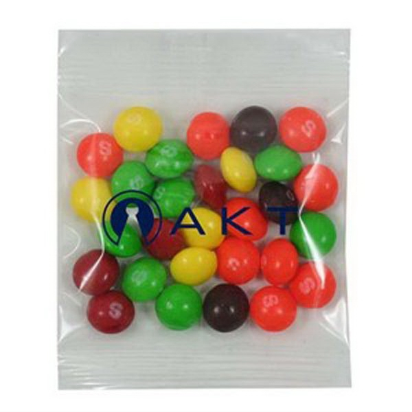 Promo Snax Skittles (r) - 1 Oz - Chewy Candy In Cello Bag Photo