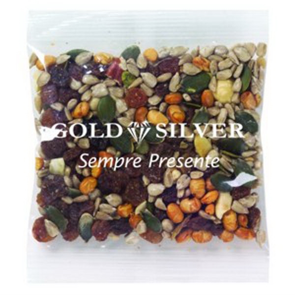 Promo Snax - 2 Oz - Trail Mix In Cello Bag Photo