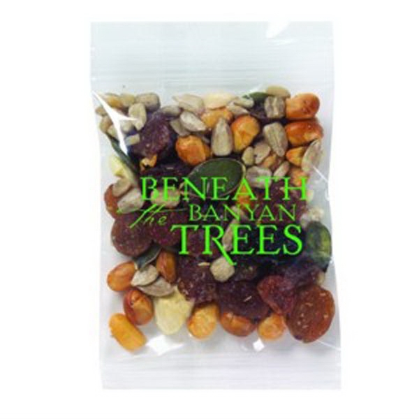 Promo Snax - 1/2 Oz - Trail Mix In Cello Bag Photo