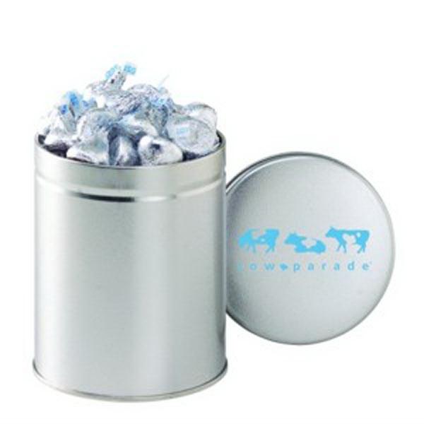 Quart Round Tin / Hershey's Kisses®