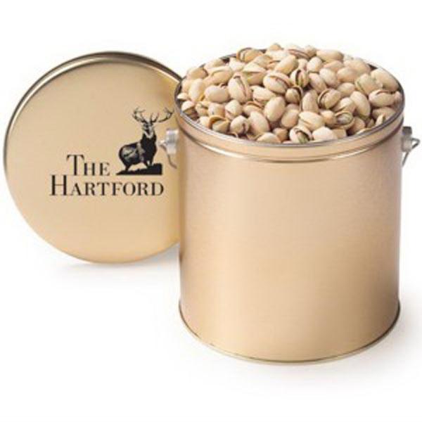 Gallon Tin / Pistachio Nuts
