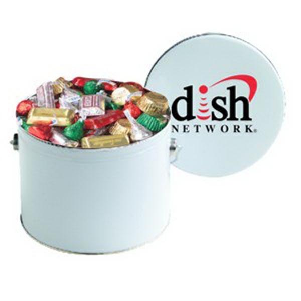 Hershey's® Holiday Mix / Half Gallon Tin