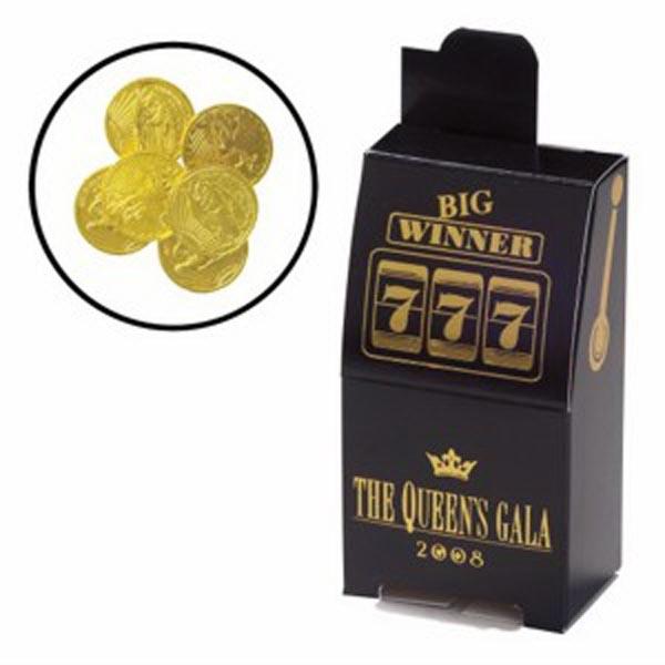 Slot Machine Box / Chocolate Coins (6)