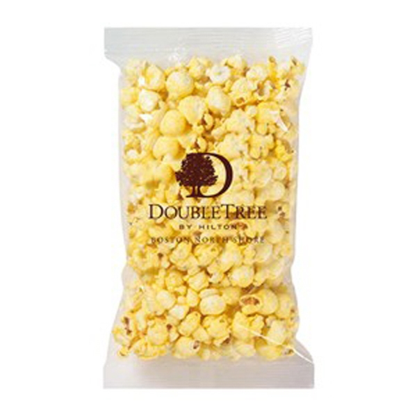 Promo Snax - Butter Popcorn In A Cello Bag Photo