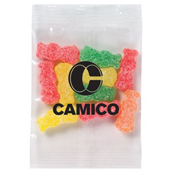 Promo Snax Sour Patch (r) - 1 Oz - Soft Candy With Coating Of Sour Sugar In A Cello Bag Photo