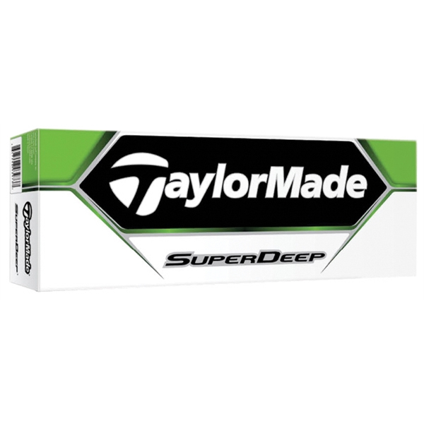 Taylormade (r) Superdeep - Golf Balls With An Ultra-fast Iothane Cover And Soft-yet Resilient Core Photo