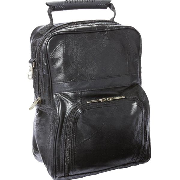 Embassy (TM) Genuine Lambskin Leather Shoe Bag