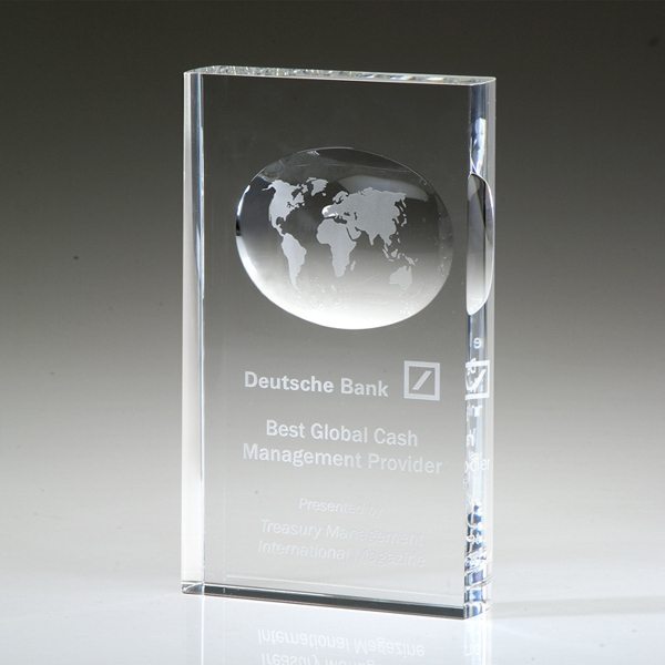 "Award-Illusion Globe 7"""