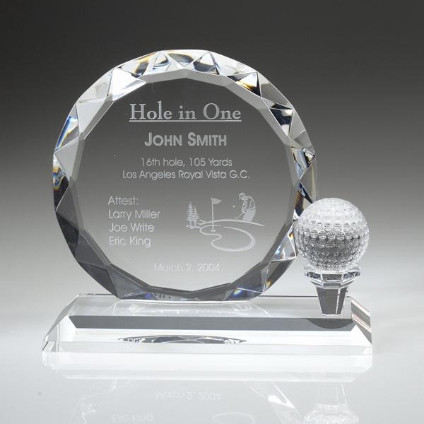 """Award-Golf Trophy 6 3/8"""""""