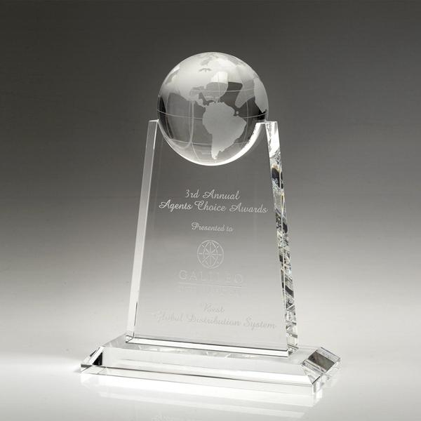 "Award-Paramount Globe Award 9"""
