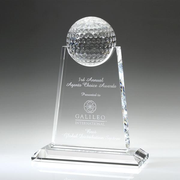 """Award-Paramount Golf Trophy 9"""""""