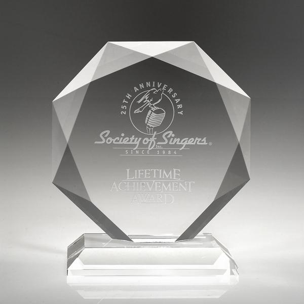 """Award-Diamond 6 3/4"""""""