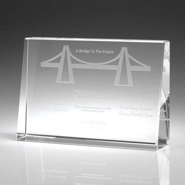 """Award-Horizontal Baldwin 3 1/2"""""""