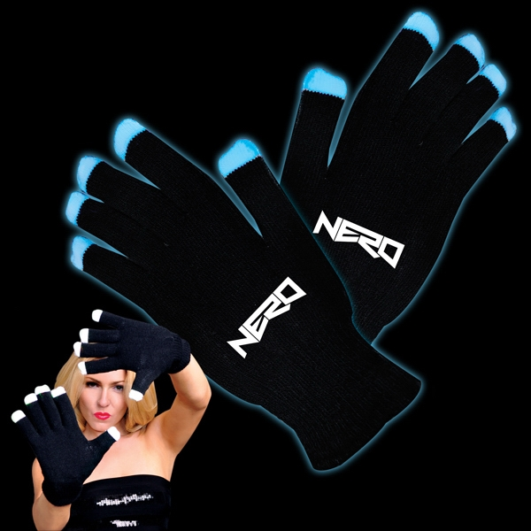Light-Up Gloves
