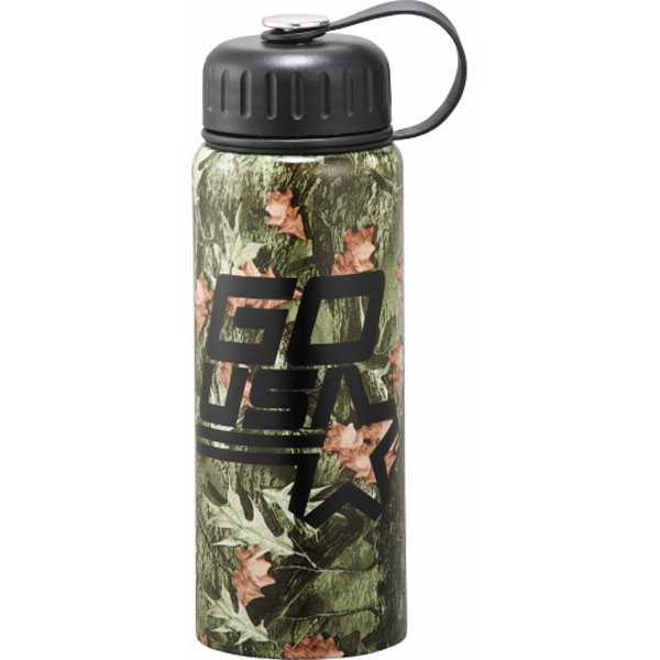 Hunt Valley (tm) - Stainless Bottle With Screw Off Plastic Cap, 24 Oz Photo