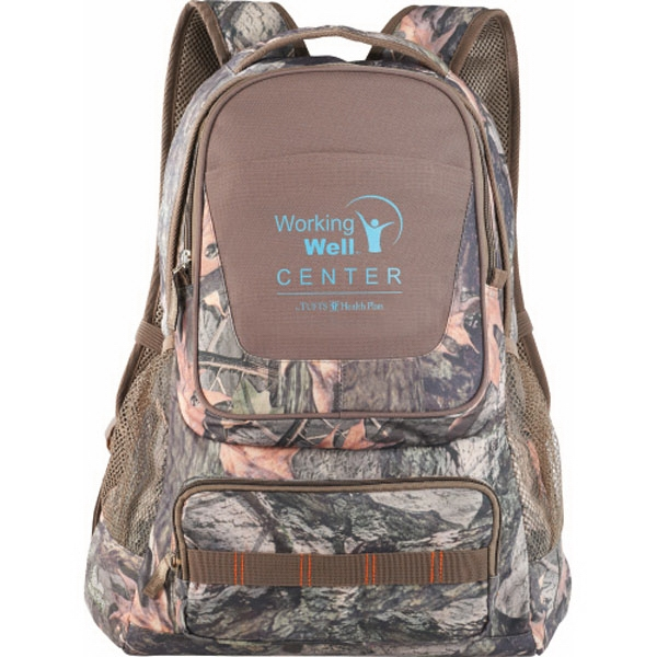 Hunt Valley (tm) - Camo Compu-backpack Photo