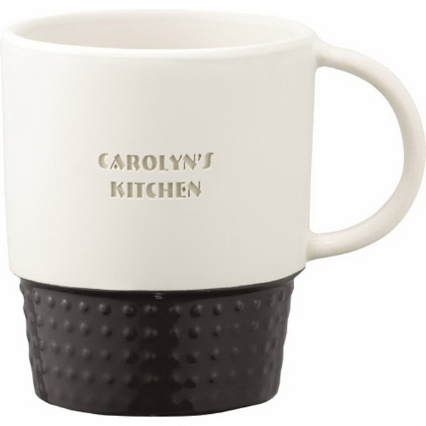 Hobnail Ceramic Mug, 12 Oz Photo
