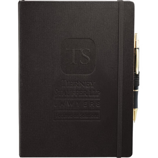 South Side Journalbooks (r) - Large Journal Book With Elastic Pen Loop Photo