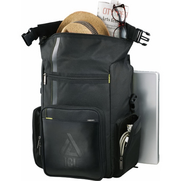 Disrupt (tm) - Recycled Deluxe Compu-backpack Photo