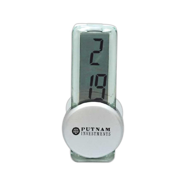 Clear LCD Clock