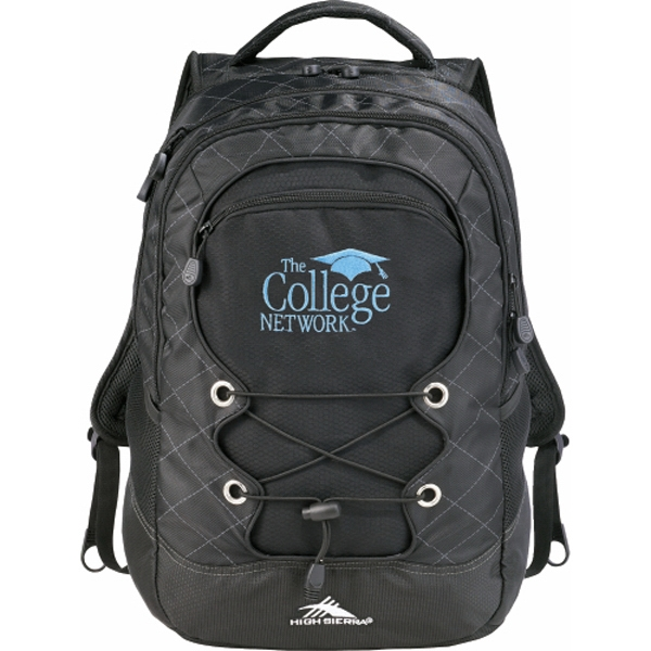 High Sierra Tightrope - Compu-backpack With A Padded Interior Cushion Zone Computer Sleeve Photo
