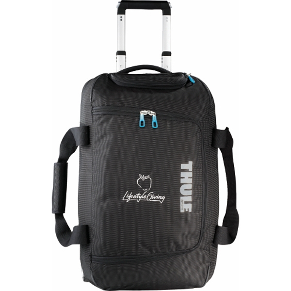 Thule Crossover (tm) - Rolling Duffel Bag With Wide Mouth Access Photo