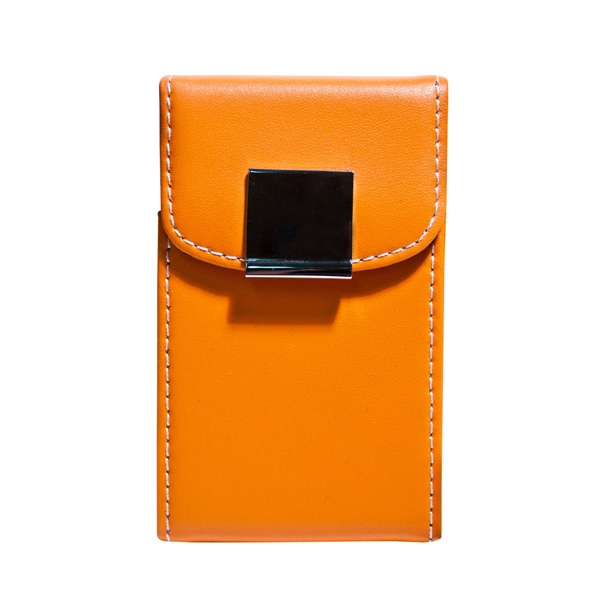 Vertical Business Card Case Holds Up To 10 Business Cards Photo