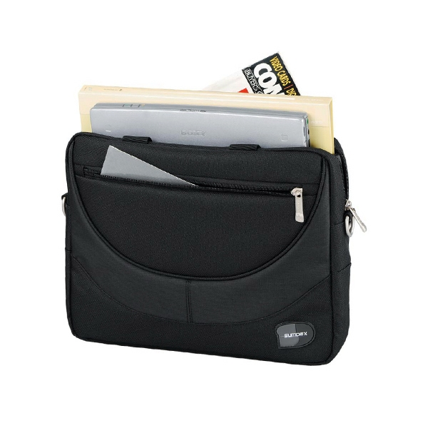 "Passage - Compact Computer Brief. Fits 12.1"" Pc Or 13"" Mac Photo"